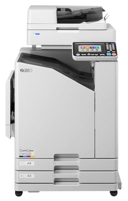 RISO ComColor FW-sarjan tulostimet #2