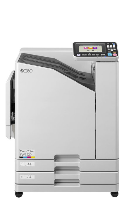 RISO ComColor FW-sarjan tulostimet #3