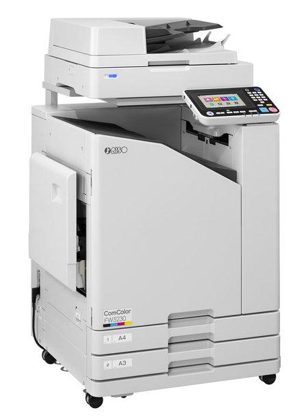 RISO ComColor FW-sarjan tulostimet #5