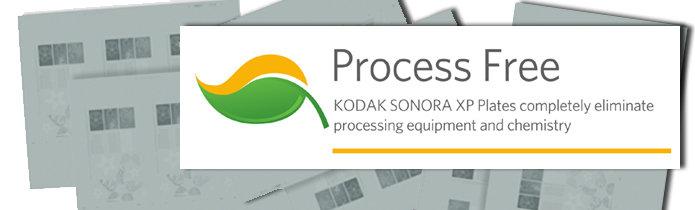 Sonora XP prosessivapaa painolevy
