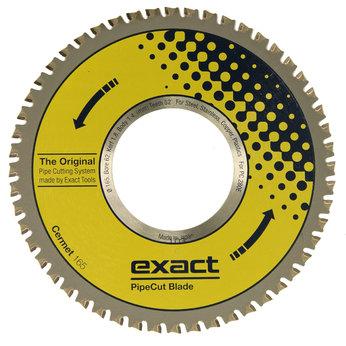 Exact pipe cut blade Cermet 165