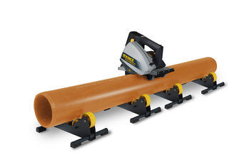 Exact PipeCut P400 Battery System