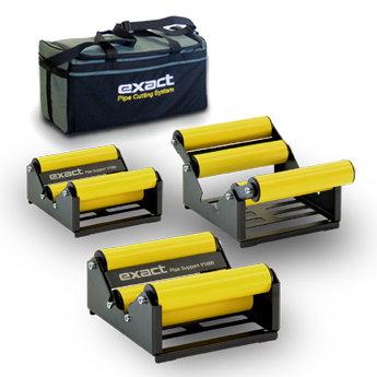 Exact pipe roller set V1000