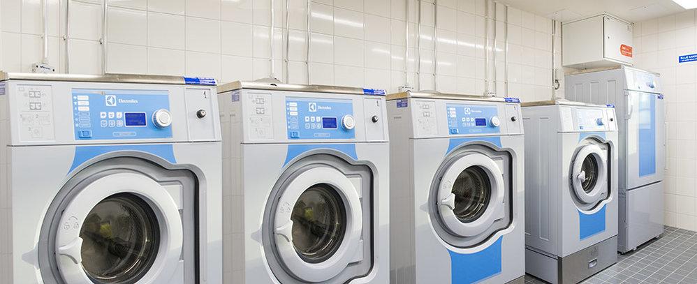 Pesulakoneet – Hiljainen pyykinpesukon