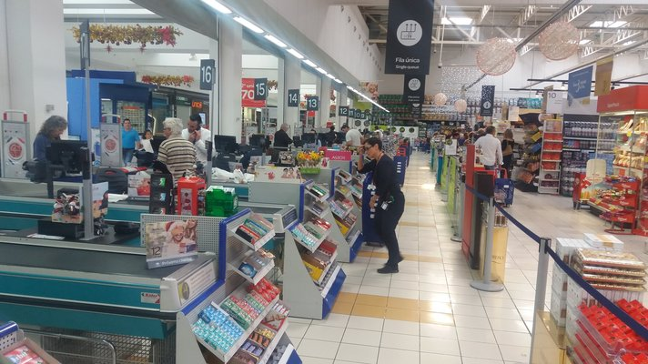 Ruokakaupat &ndash; Carrefour<br /> &nbsp;