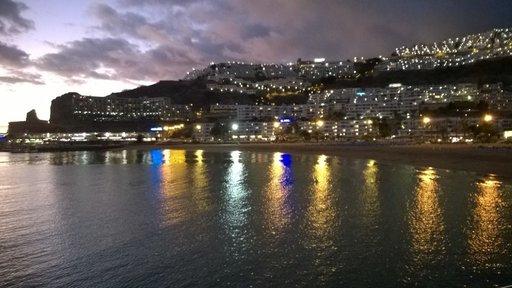 Suomipaikat - Ulvova mylläri Gran Canaria