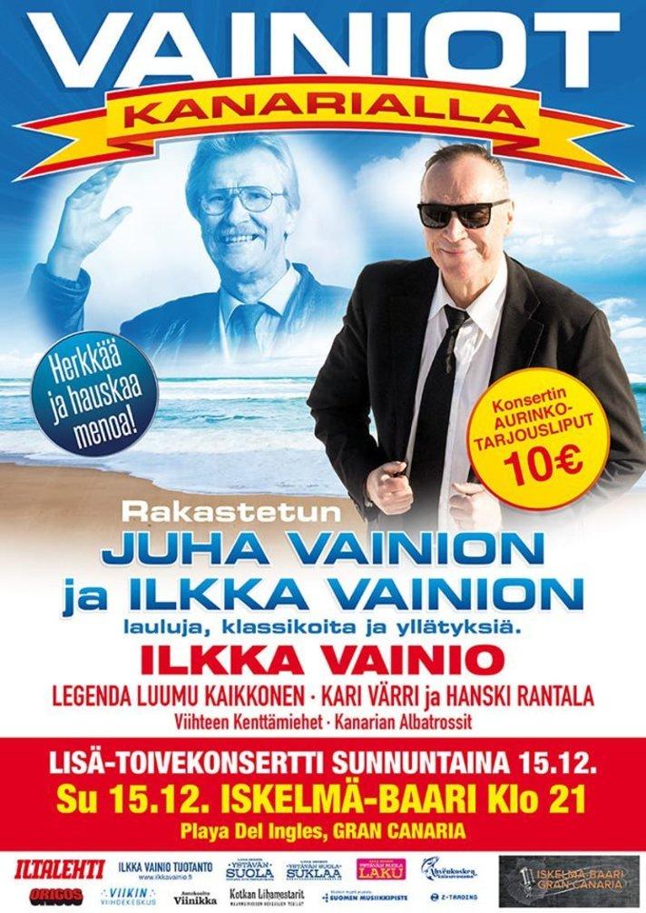 Artistit - Vainiot Show!