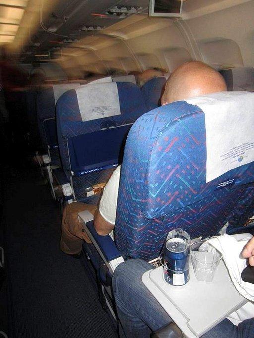 Lentäminen - Matkustajat haluavat lisää mukavuutta turistiluokkaan Gran Canaria