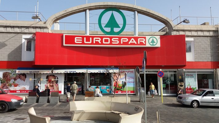 Ruokakaupat – Eurospar<br />