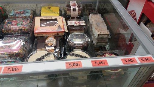 Ruokakaupat – Mercadona<br />  Gran Canaria
