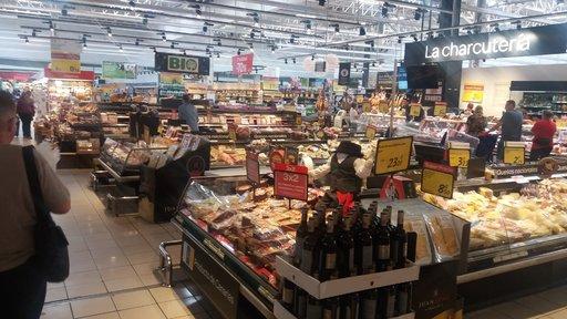 Ruokakaupat – Carrefour<br />  Gran Canaria
