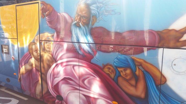Graffitit - Yleistä