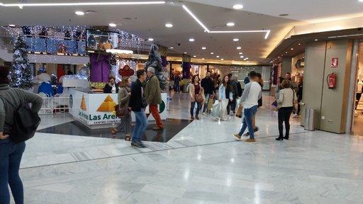 Ostosvinkit - Kauppakeskus C.C Las Arenas Gran Canaria