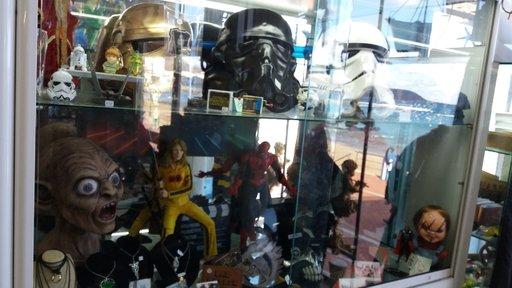 Ostosvinkkejä – Curiosity shop Las Palmasissa<br />  Gran Canaria
