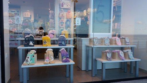 Ostosvinkkejä – Villasukat Ale hopista<br />  Gran Canaria