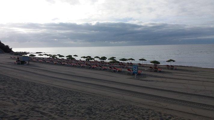 &nbsp;Uimarannat &ndash; Playa de Meloneras<br /> &nbsp;