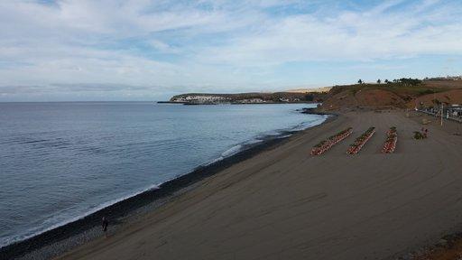 Uimarannat – Playa de Meloneras<br />  Gran Canaria