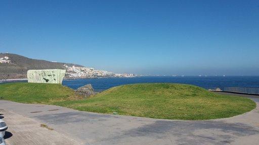 &nbsp;Uimarannat - Las Palmas: Playa de la Laja<br /> &nbsp; Gran Canaria