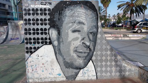 Graffitit – Las Palmas: Santa Catalinan skeittipuisto Gran Canaria