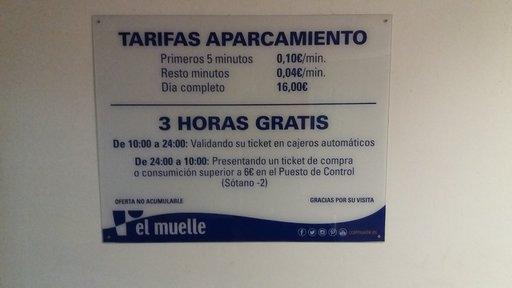Ostosvinkkejä - Kauppakeskus C.C Muelle Gran Canaria