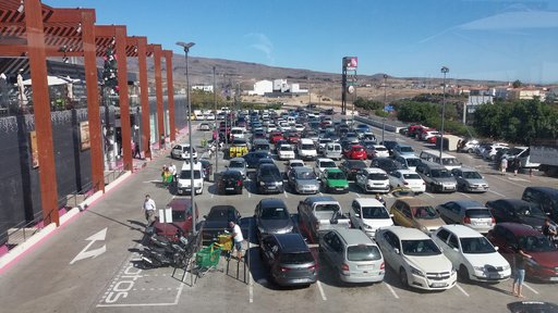 Ostosvinkit - Kauppakeskus C.C El Tablero Gran Canaria