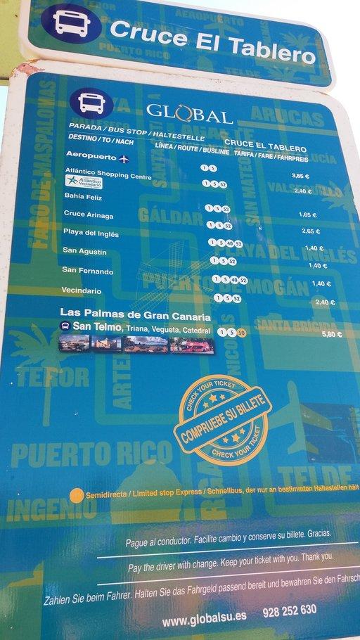 Bussit – Maspalomas (Eli Campo internacional)<br />  Gran Canaria