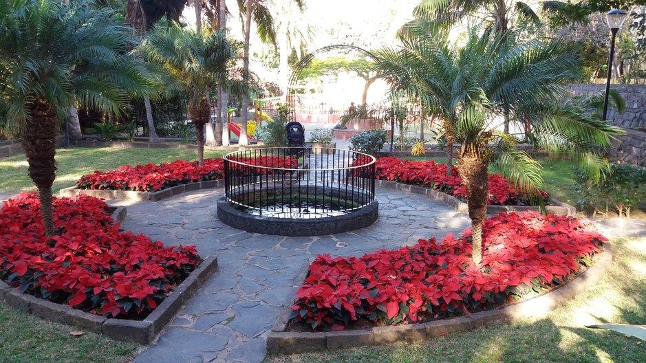 Nähtävyyksiä – Arucasin kunnan puisto