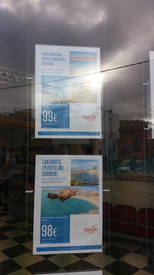 Ostosvinkkejä – Paikalliset matkatoimistot<br />  Gran Canaria