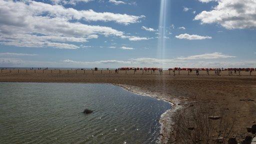 Uimarannat - Maspalomas<br /> &nbsp; Gran Canaria