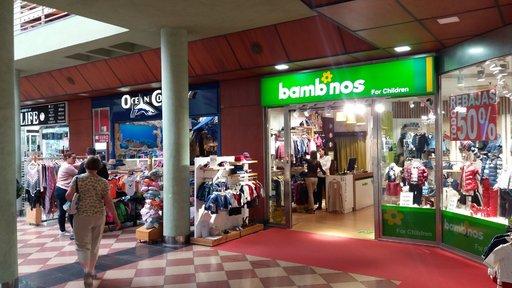Ostosvinkit – Ostoskeskus C.C Varedero Meloneraksessa<br />  Gran Canaria