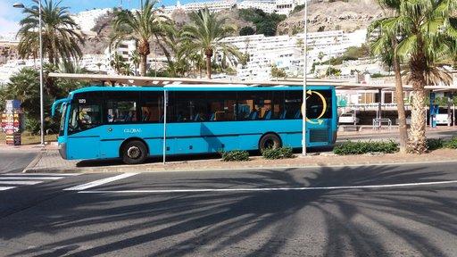Bussit – Puerto Rico<br />  Gran Canaria