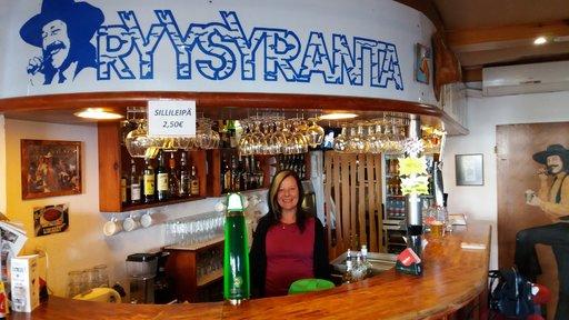 Suomipaikat - Ryysyranta Gran Canaria