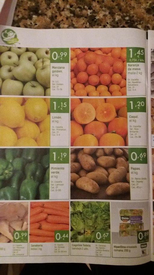 Ostosvinkkejä – Ruokakauppojen tarjoukset Gran Canaria