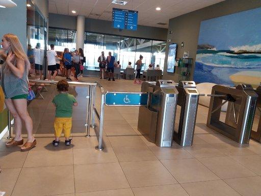 Yleistä - Las Canterasin uusi liikuntakeskus Gran Canaria