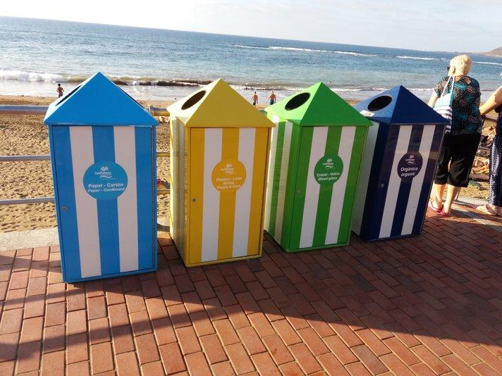 Yleistä - Jätteiden vastainen taistelu Kanarialla