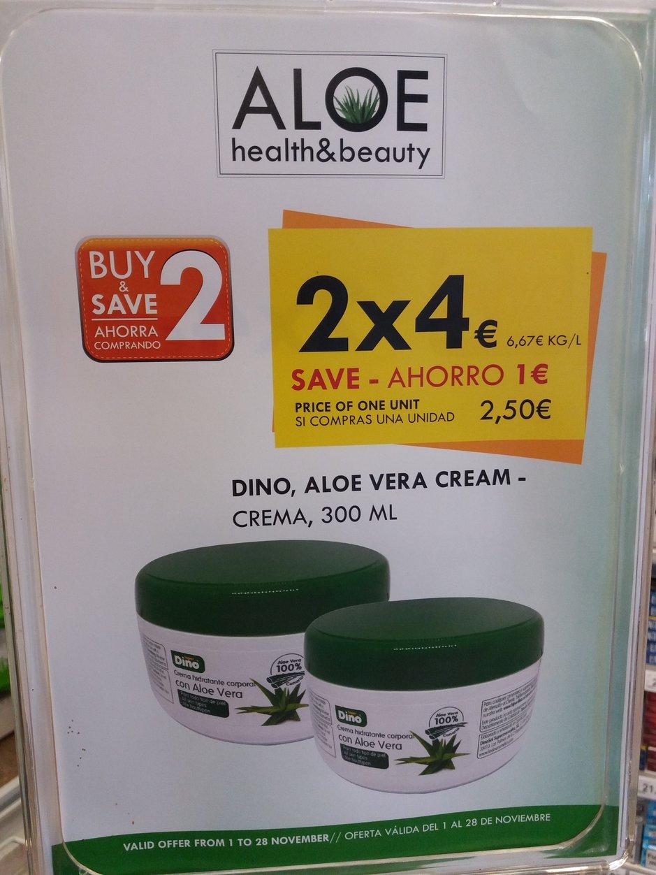 Ostosvinkit - Aloevera-tuotteet