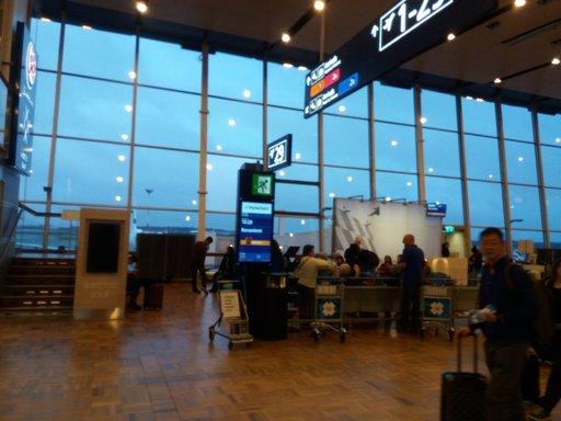 Ostosvinkit – Pulloveden osto Helsinki - Vantaan lentoasemalta<br />  Gran Canaria