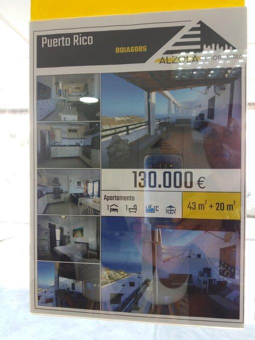 Kiinteistöt - Puerto Ricon hintoja vuonna 2019 Gran Canaria