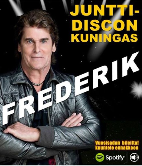 Artistit - Frederik