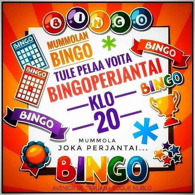 Suomipaikat - Mummolan bingo