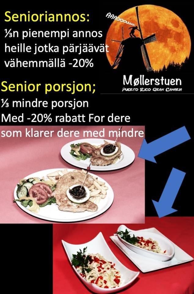Suomipaikat - Ulvova Mylläri huomioi myös seniorit!
