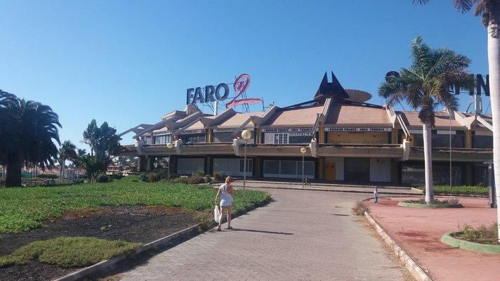 """Yleistä - Mikä on Maspalomasissa sijaitsevan<br /> """"Kauppakeskus"""" Faro2:n kohtalo?<br />"""