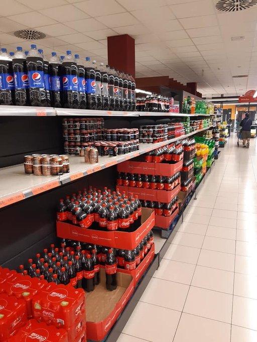 Uutisia - Ruokakauppojen tilanne Kanarialla Gran Canaria