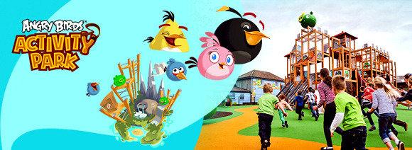 Suomalainen Angry Birds -puisto avataan 31. lokakuuta Puerto Ricossa