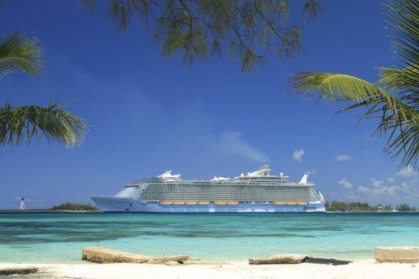 Maailman suurin risteilylaiva saapuu kesäksi 2015 Eurooppaan