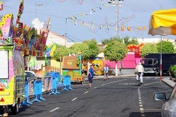 Tapahtumia - 2014: Juhlahumu jatkuu Gran Canarialla