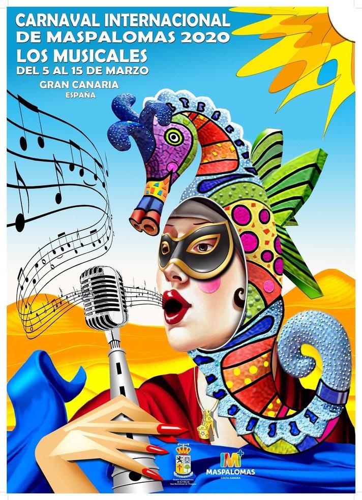 Tapahtumia - Maspalomasin karnevaalit 2020