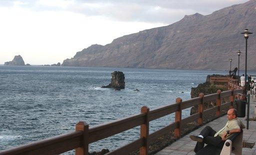 Hotelli - Maailman pienin hotelli sijaitsee El Hierron saarella Gran Canaria