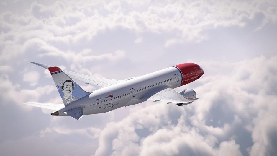 """Lentäminen – Norwegian maili 4.4.2020 """"Palaamme taivaalle pian! """"<br />"""