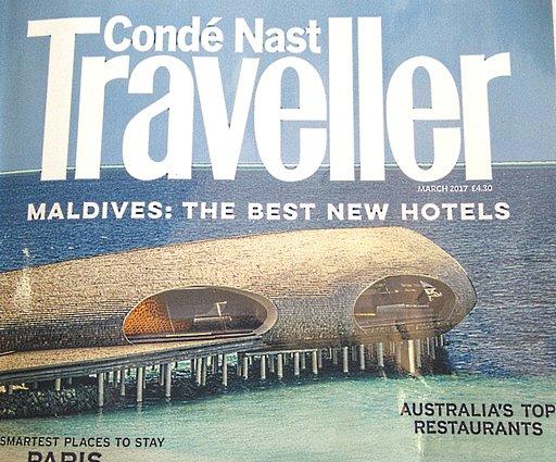 Lehti tekee vuosittain rankingteista matkakohteista, hotelleista ja lentoyhtiöstä.